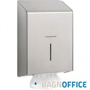 Dispenser asciugamani intercalati in acciaio inox (cod. 8971)