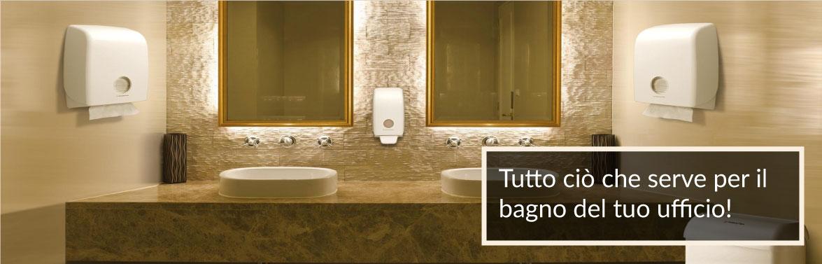 Bagnoffice tutto il necessario per il bagno del tuo ufficio for Tutto per il bagno